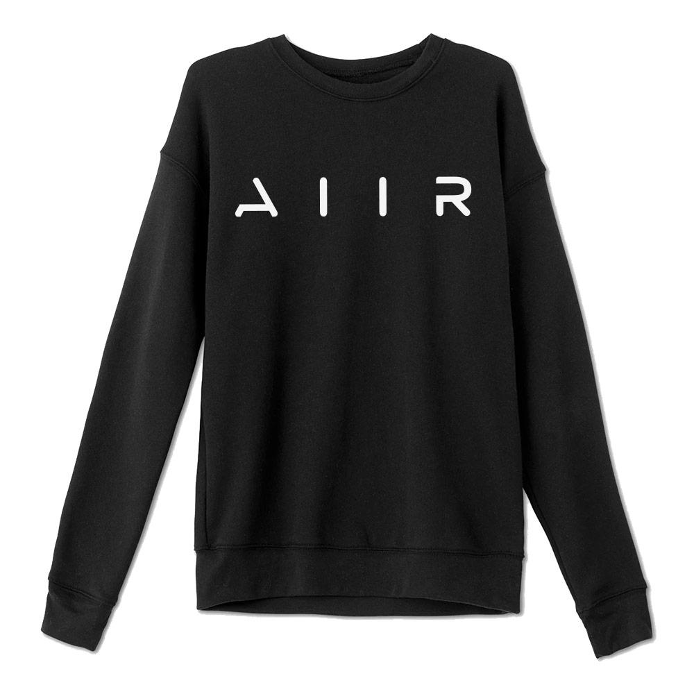 The Cloud Crew Sweatshirt by AIIR Professional in Black