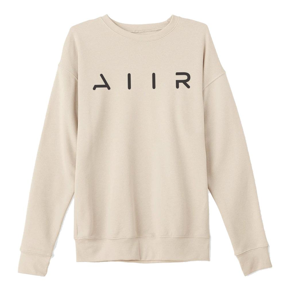 The Cloud Crew Sweatshirt by AIIR Professional in Heather Dust