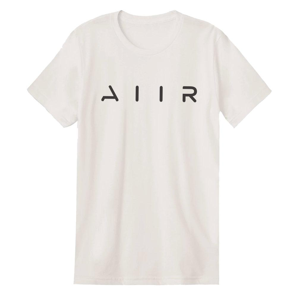 The AIIR 100% Ringspun Cotton T-Shirt Vintage White