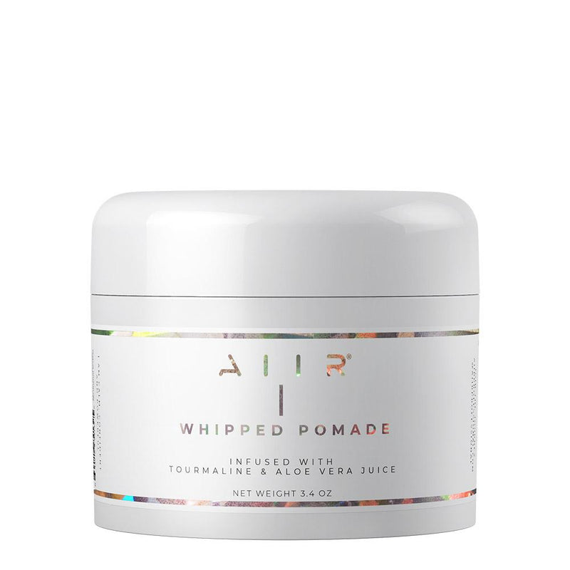 AIIR WHIPPED POMADE a weightless pomade for styling short or long hair