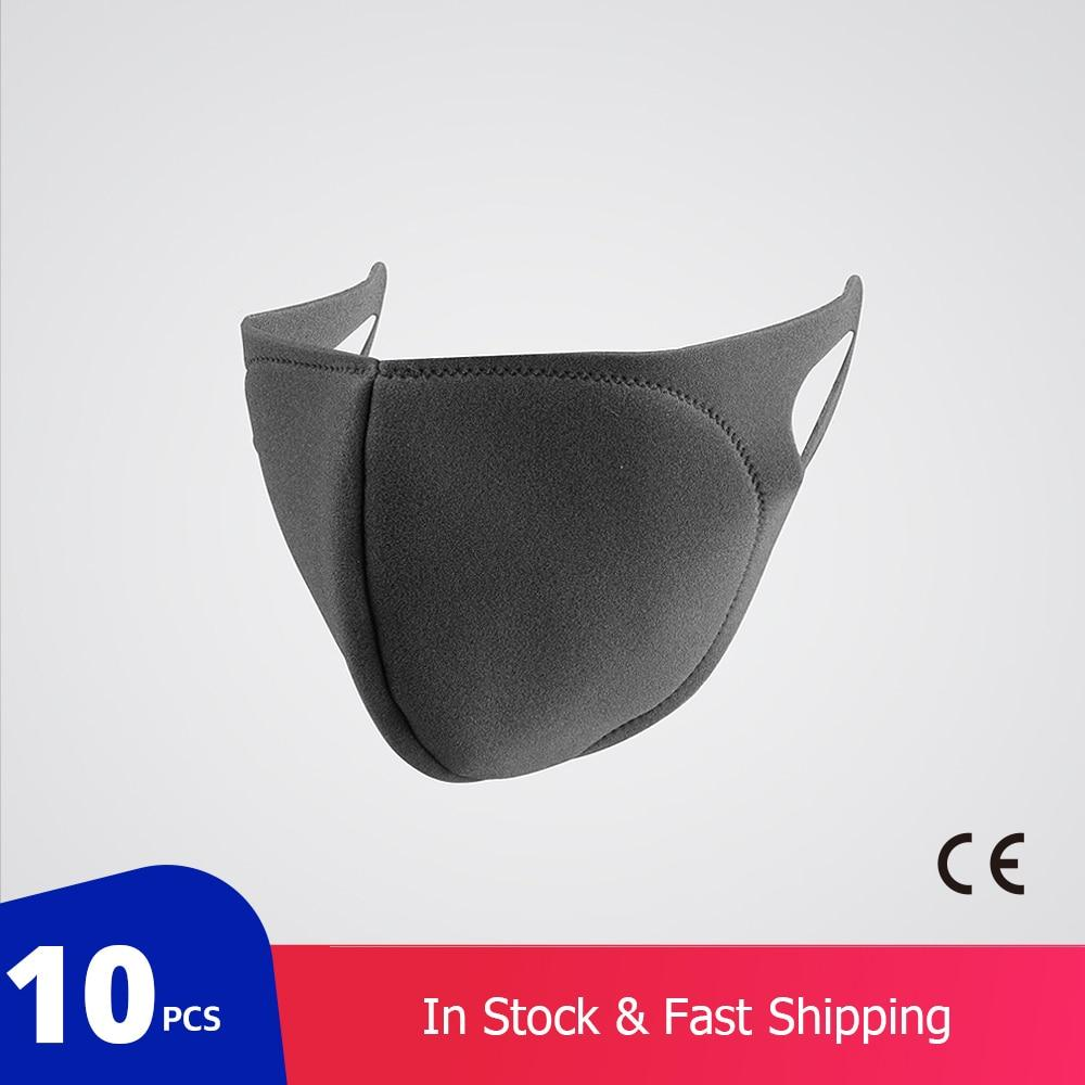 10 pcs/bag Dust Respirator Mask (not for medical use)