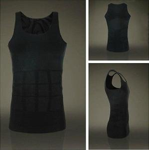 Men Corset Body Shaper Vest (Buy 1 Free 1)