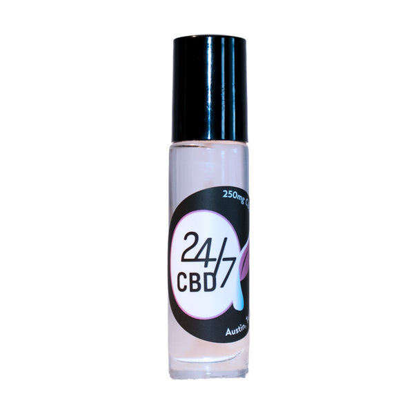 CBD Oil Supplement | Roll On Applicator | 250 mg
