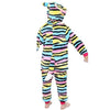 Combinaison Pyjama <br> Chat Multicolore Enfant