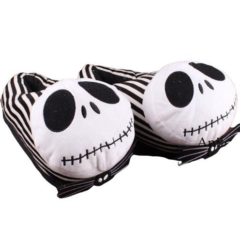 Chaussons Jack Skellington