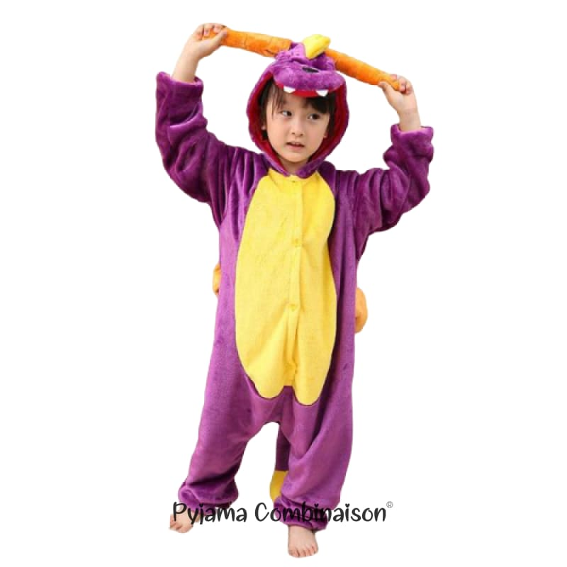 Pyjama enfant dragon