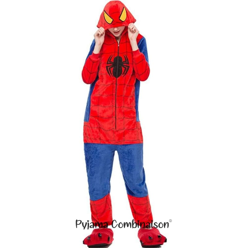 Pyjama spiderman