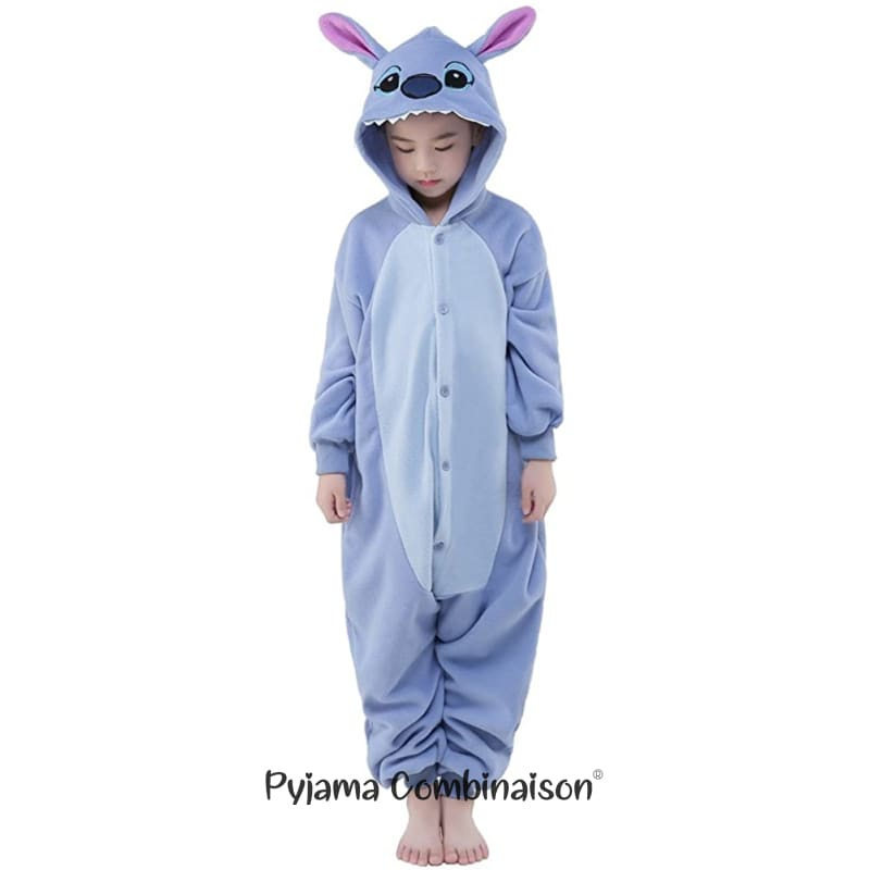 Pyjama stitch enfant