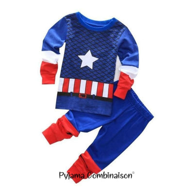 Pyjamas captain america