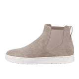 Shoesprit Casual High Top Suede Sneakers(Ship in 24 hours)