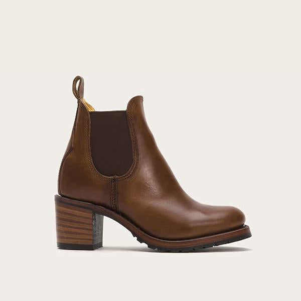Shoesprit Hot Sell Chunky Heel Chelsea Boots (Ship In 24 Hours)
