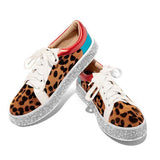Shoesprit Fierce Walk - Leopard Sneakers