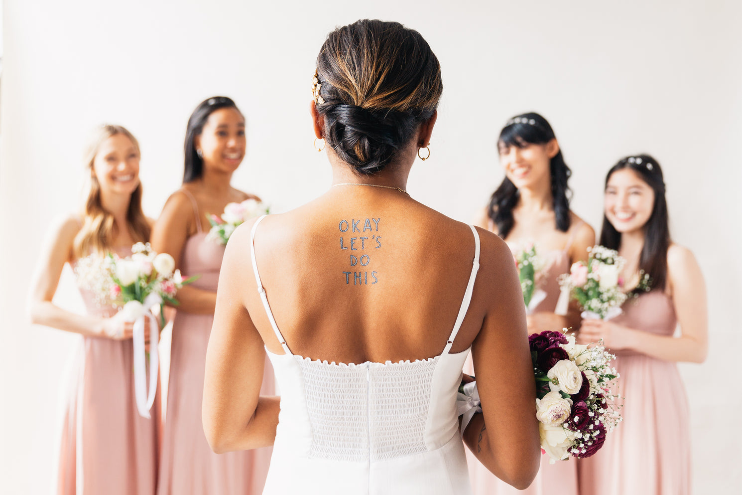 Tattly + Weddings = A Perfect Match