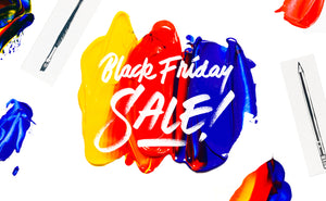 We Heart Art Teachers! Our Black Friday Sale with Donors Choose