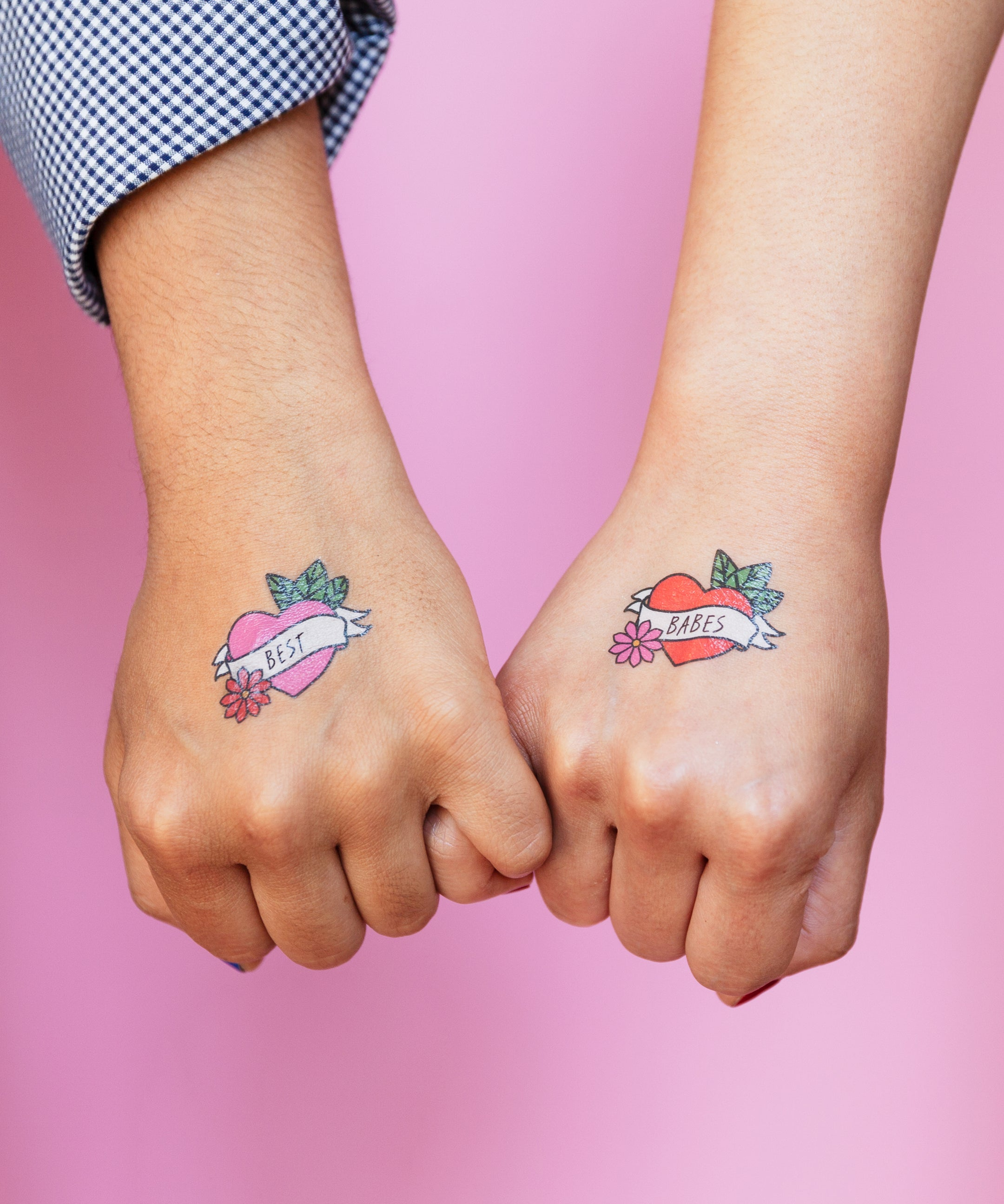 CUSTOM TATTOOS - TATTLY – Tattly Temporary Tattoos