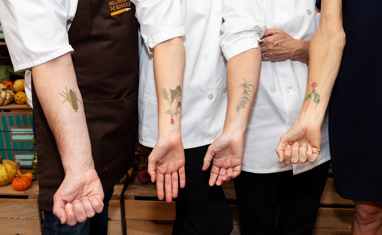 Wellness in the Schools + Veggie Tattly