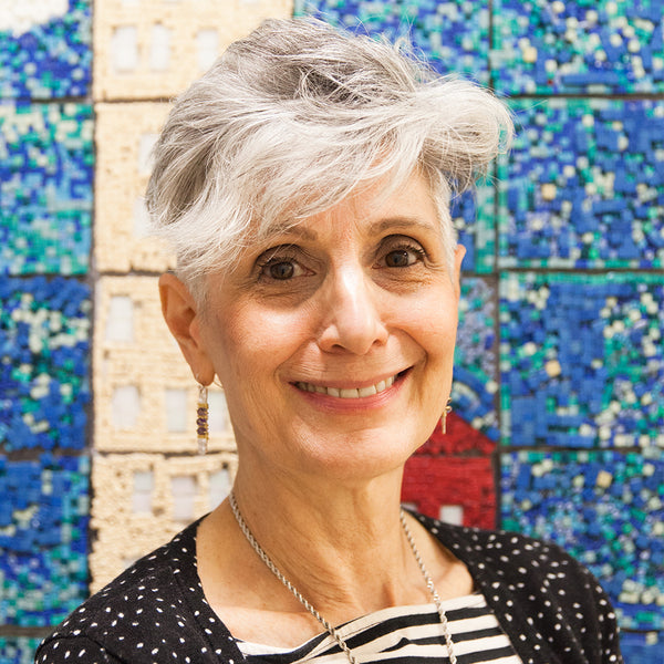 Harriet Taub, Executive Director of Materials for the Arts
