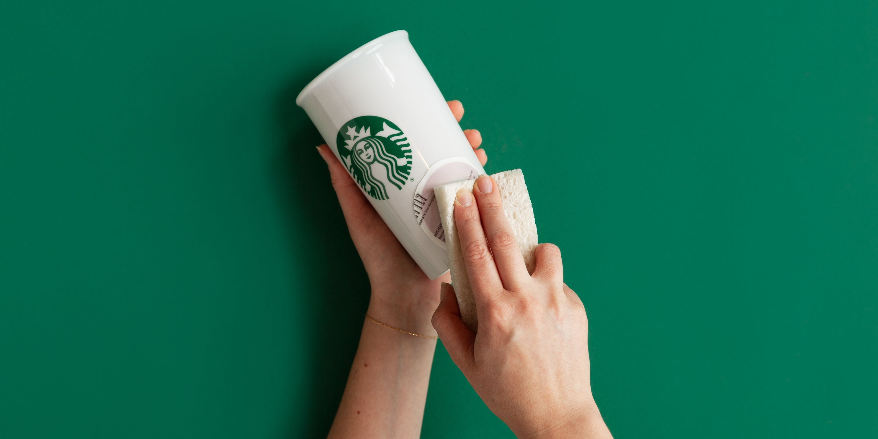 Starbucks Tattly DIY