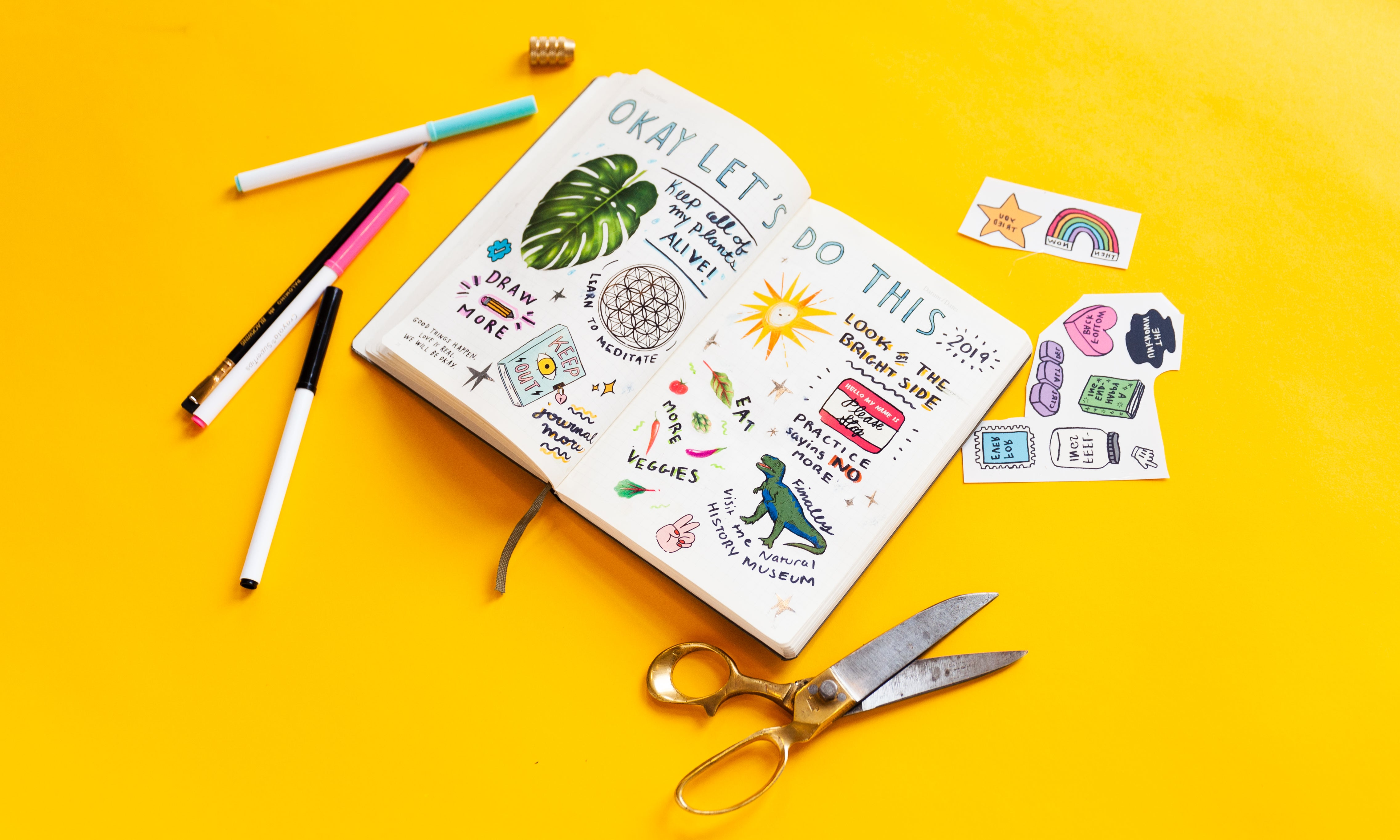Tattly Journal DIY