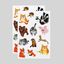 Furry Friends Sheet
