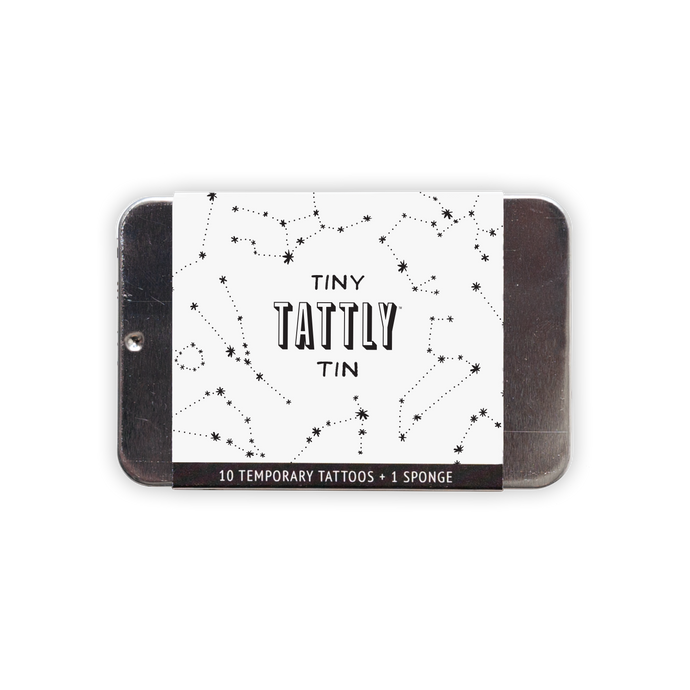 Tiny Constellation Tin