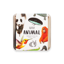 Animal Tattly Tin (Back-Ordered)