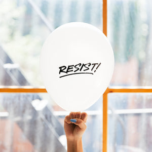 Resist! Balloon Pair