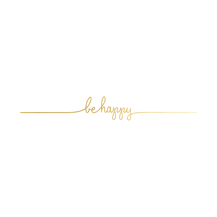 Be Happy (Gold)