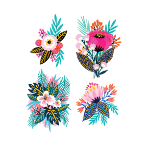 Brilliant Blooms Set