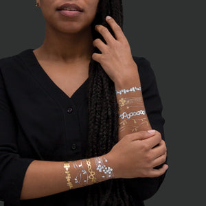Brilliant Bracelet Set