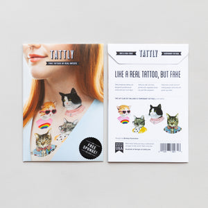 The Cat Club Set