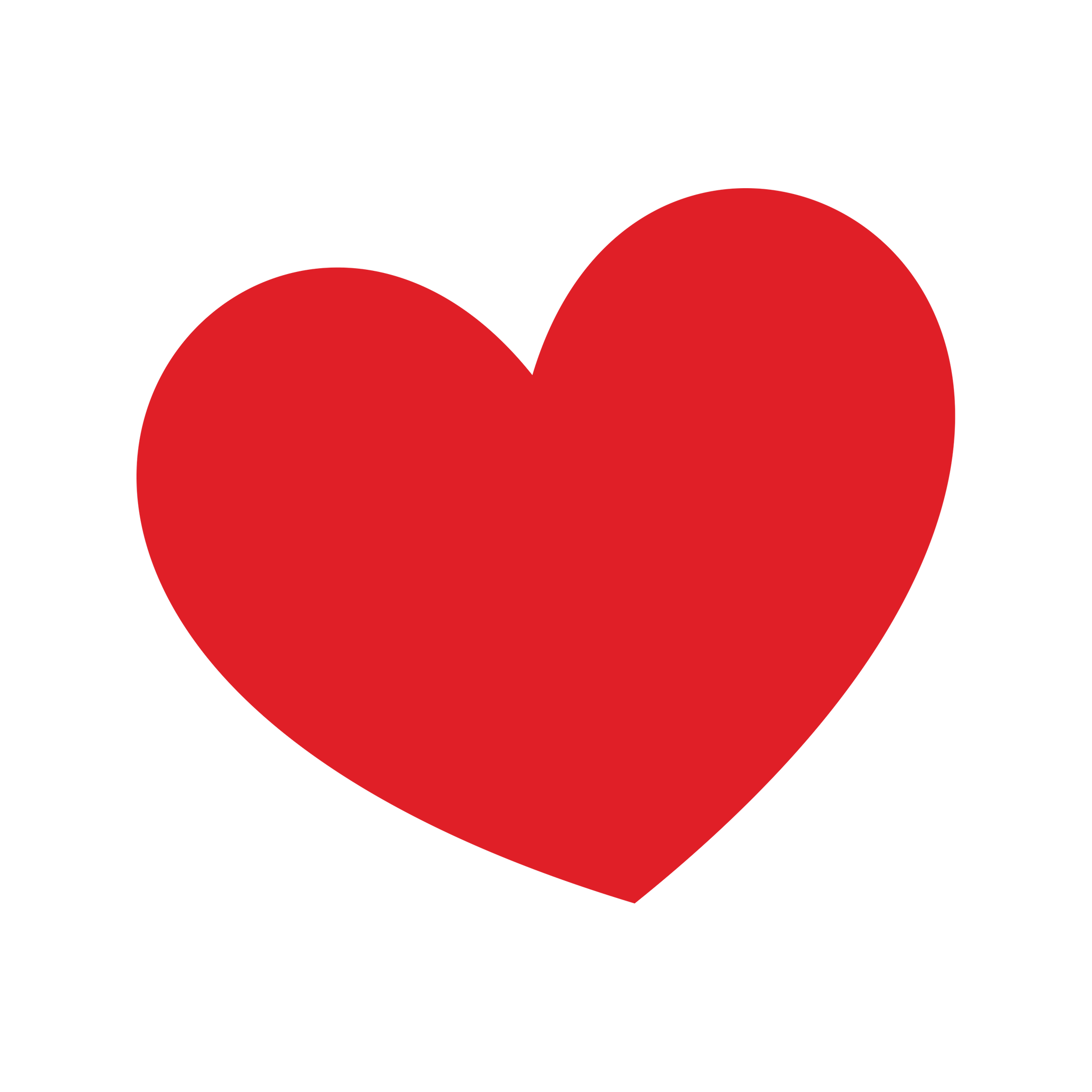 Classic Red Heart By Team Tattly From Tattly Temporary Tattoos