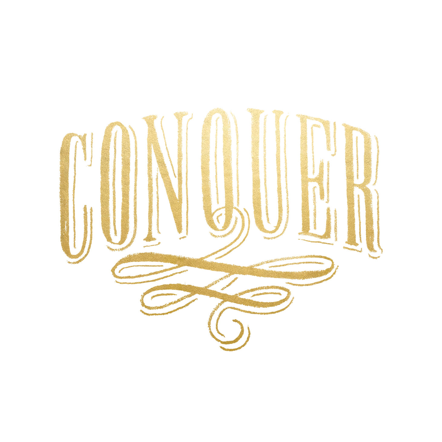 Conquer (Gold)