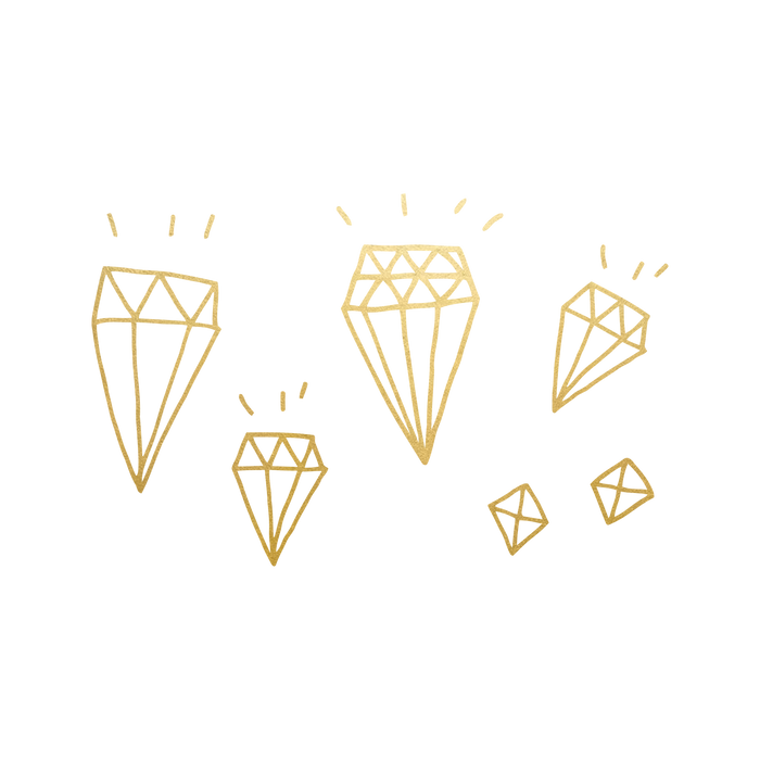 Gold Diamonds