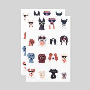 Dog Days Sheet