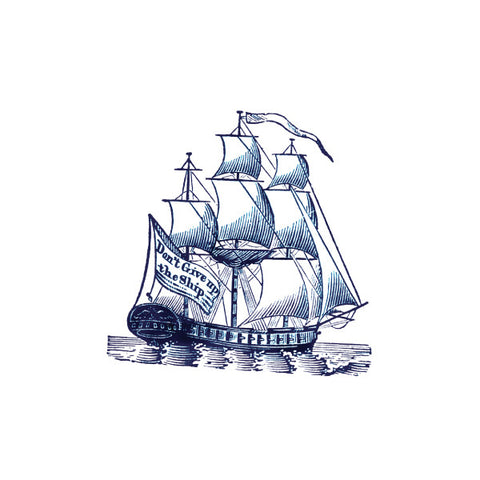 Cartolina Ship