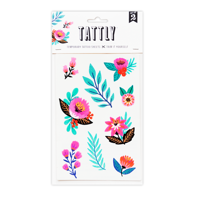 Tattly - Temporary Tattoos by Real Artists – Tattly