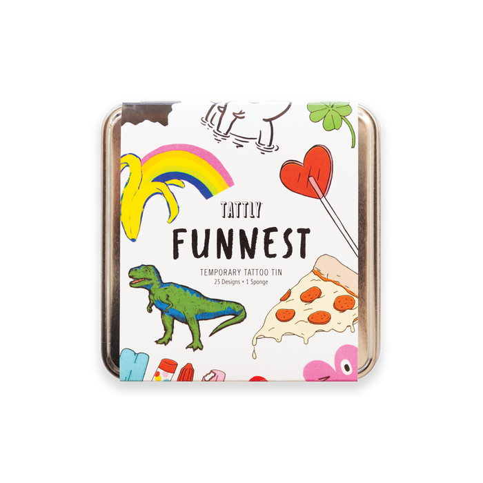 Funnest Tattly Tin