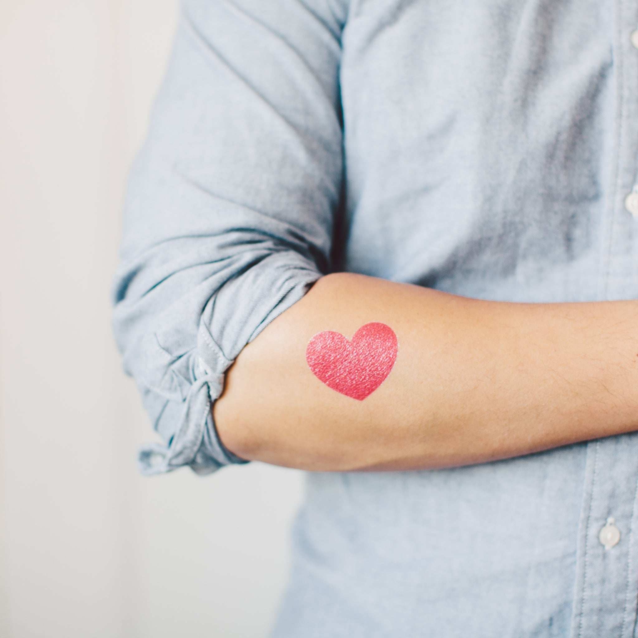 1c6b7f2d8 I Heart Sparkles by Team Tattly from Tattly Temporary Tattoos