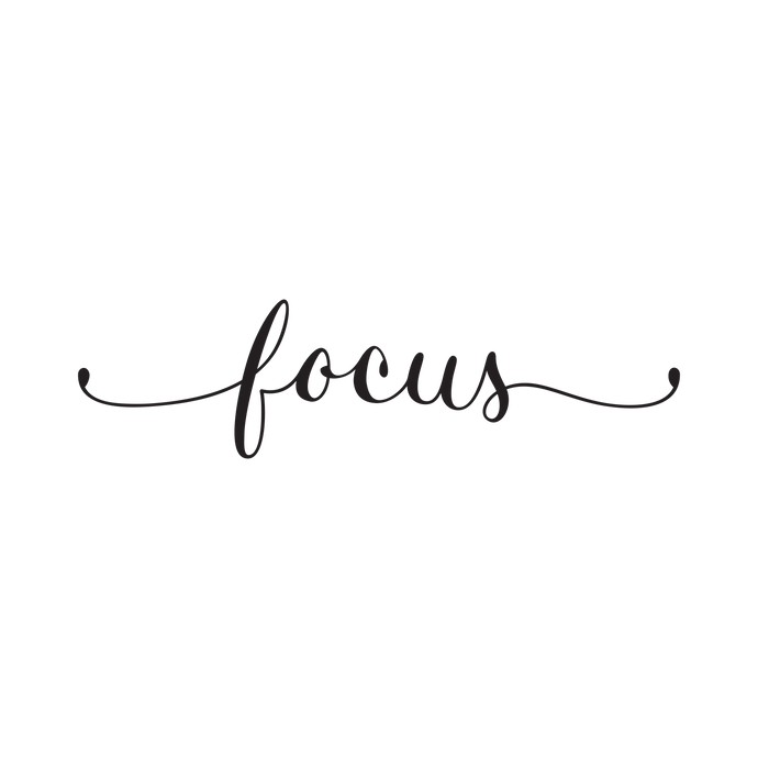 Just Focus
