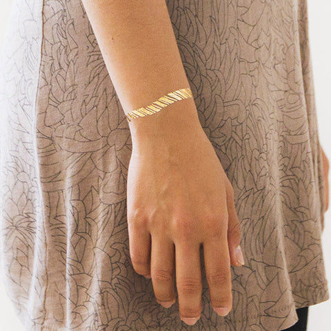 Friendship Bracelet (Gold)