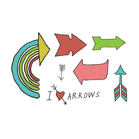 I Heart Arrows