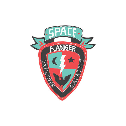 Space Ranger Badge