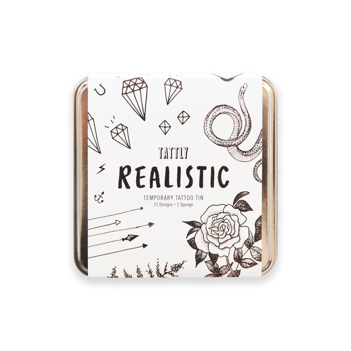 Realistic Tattly Tin