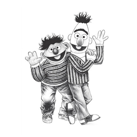 Bert and Ernie (Nostalgia)