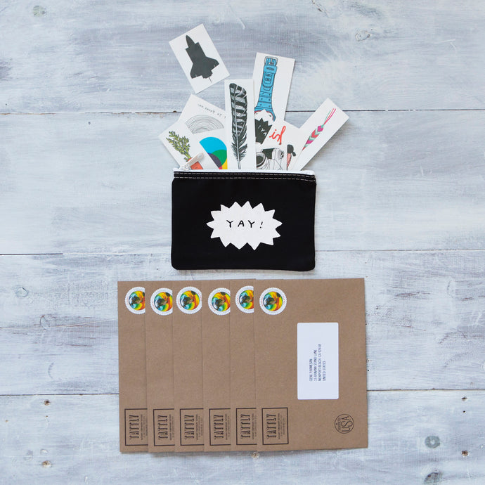 6-Month Tattly Subscription