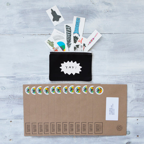 12-Month Tattly Subscription