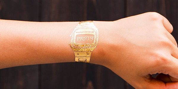 Party Watch (Gold)