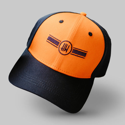 Orange/Navy HW Baseball Cap