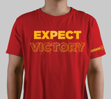 """Expect Victory"" Graphic Tee"